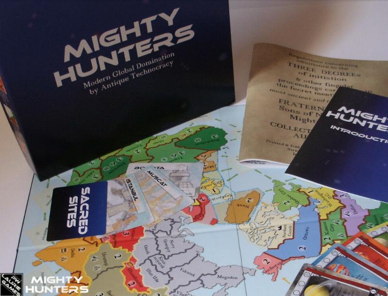 Mighty Hunters (Original)